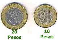 Mexican Coins Value Us Dollars New Dollar Wallpaper Hd Noeimage